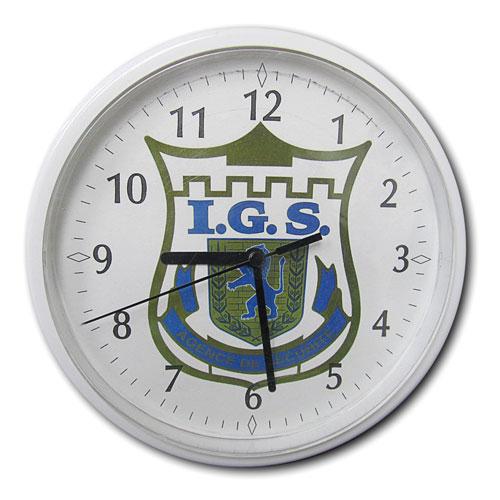 Horloge I.G.S. - Horraires