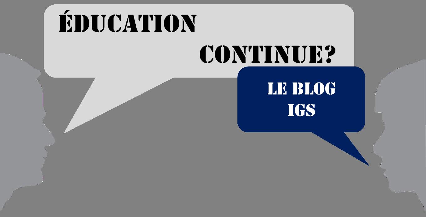 Le Blog de L'Académie de sécurité IGS
