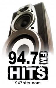 Logo 94.7 FM