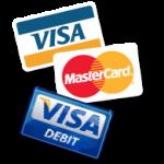 visa - master - Visa debit