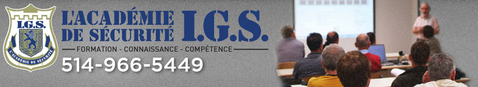 logo IGS academie - IGS academy logo